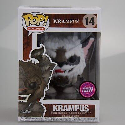 Krampus Flocked Vinyl Figure 10cm Limited Funko POP Krampus
