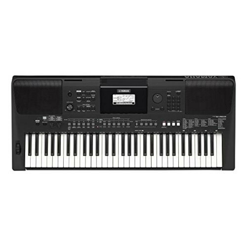 2018 NEW YAMAHA 61 key keyboard PORTATONE PSR-E463 from japan