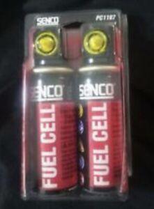 Genuine-SENCO-PC1197-Fuel-Cells-6-2-Packs-Framers-Nail-Guns-Nailers-NEW-Sealed