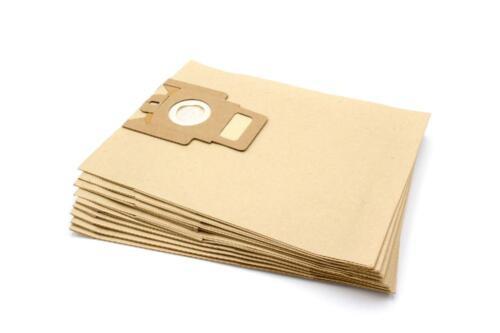 10x Sacchetto per Aspirapolvere Carta per Miele S 4812 HYBRID S 500-599 S 526 CAT /& DOG