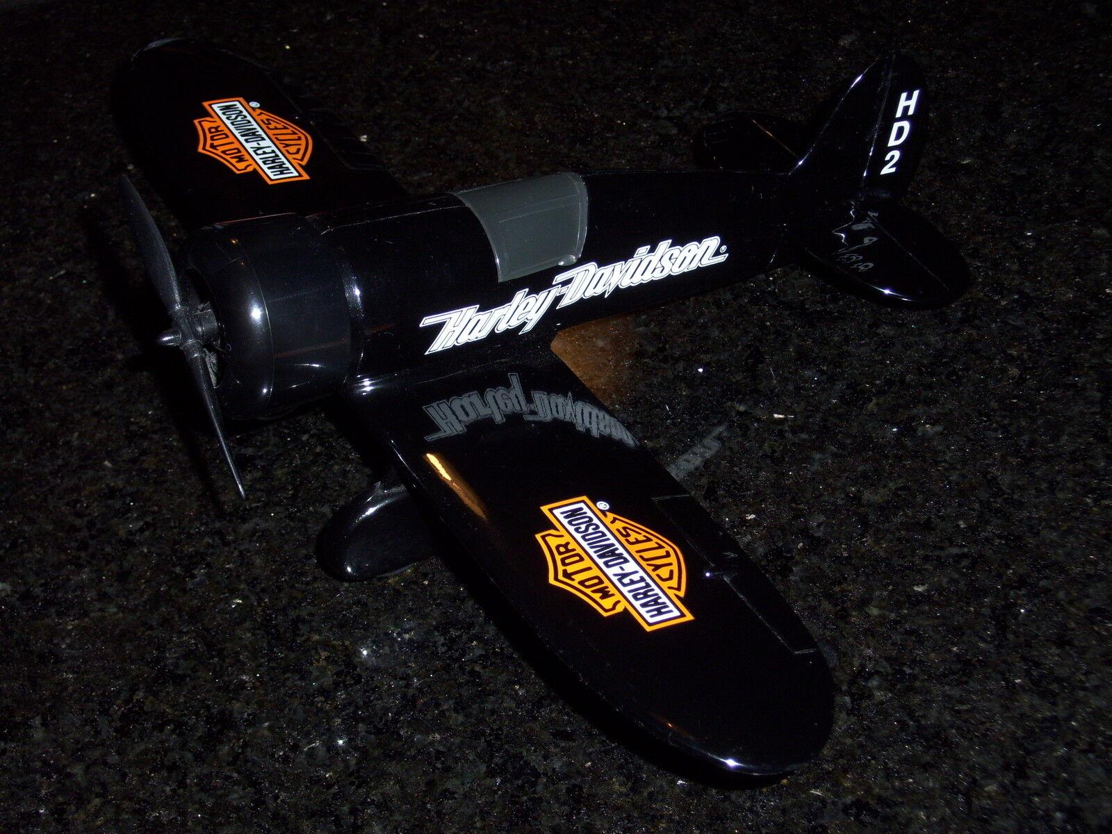 Harley Davidson HD2 Die Cast avión