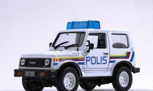Suzuki Samurai Jimny Santana SJ413 Malaysia Polizei 1//43 Altaya DeA IXO PCT d