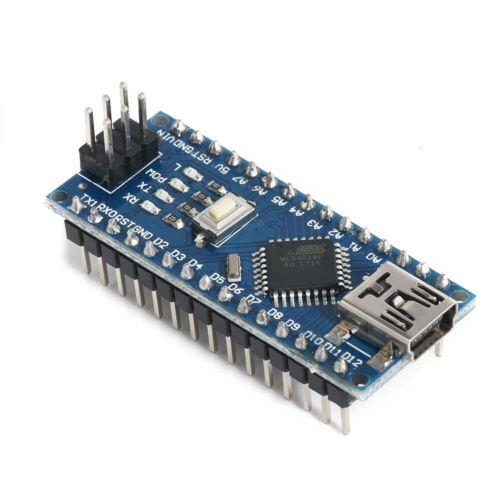 CH340G USB Nano V3.0 ATmega328P 5V 16M Micro-Controller Board B2SA