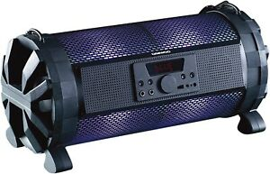 Daewoo-Large-Rechargeable-LED-Bluetooth-Party-Speaker-Black-B