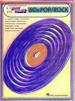 Sixties Pop Rock Hits Sheet Music E-z Play Today Book 000100059