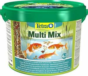 TETRA-MULTI-MIX-A-GRANEL-ESCAMAS-PECES-de-AGUA-FRIA-y-ESTANQUE-copos-sticks