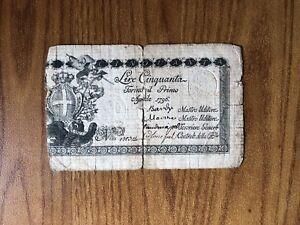 BIGLIETTO-DI-CREDITO-VERSO-REGIE-FINANZE-50-LIRE-TORINO-1-4-1796-SUBALPINA