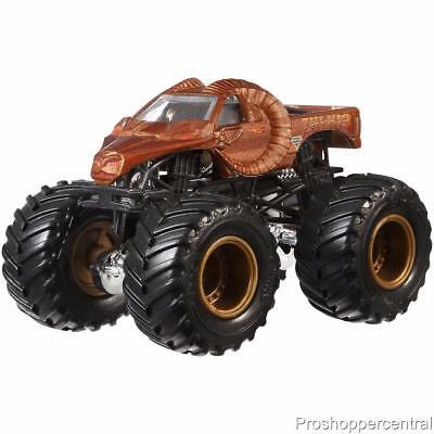 Nuevo Hot Wheels Monster Jam Zombie Hunter Monster Truck Juguete Ebay