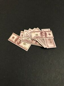 REDMAN-Pulp-Fiction-Jules-Winnfield-Dollar-Bills-Cash-loose-1-6th-scale