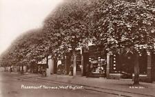 Rosemount Terrace West Byfleet Nr Woking Weybridge unused RP old pc