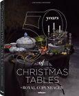 50 Years of Christmas Tables by Royal Copenhagen von Lone Rahbek Christensen (2013, Gebundene Ausgabe)