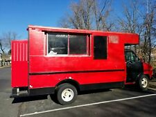 Gmc Vandura Food Truck Used Mobile Kitchen For Sale In New Jersey