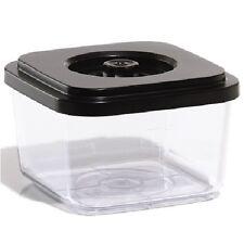 VacMaster Vacuum Sealer Storage Canister Food Saver Marinator 2.5 Quart Size