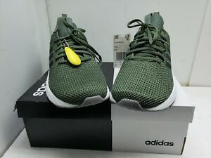 e62aeb6d21dd Men s Adidas Questar BYD - Base Green Core Black Grey Running Shoes ...