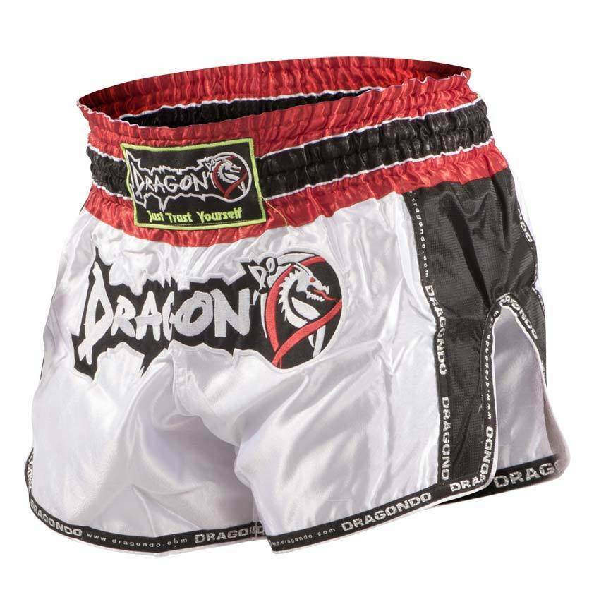Designed for Kickboxing Dragon Do Muay Thai Shorts Pink MMA Muay Thai