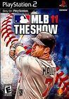 MLB 11: The Show (Sony PlayStation 2, 2011)