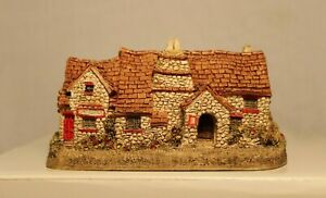 Lilliput Lane Cottages The Old Post Office Signed Excellent Condition Orig. Box