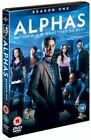 Alphas Season 1 - DVD Region 2