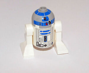 Lego New Star Wars R2-D2 Droid Minifigure Minifig from Set 8038