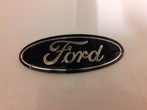 FORD-OVAL-BADGE-GENUINE-WITH-SELF-ADDESIVE-BACK