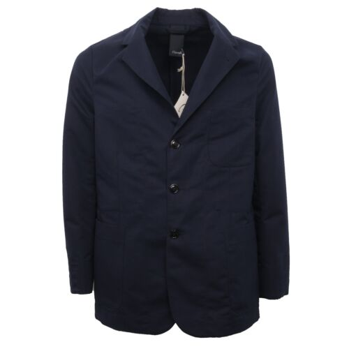 Uomo Men B4256 Giacca Jacket Blu People gwq55Uxav