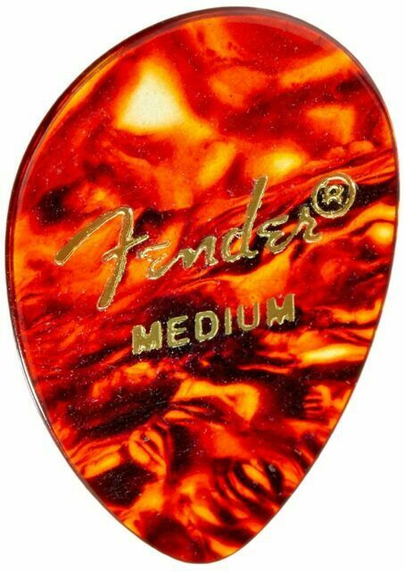 Planet Waves Shell Celluloid 1,00 mm Heavy 6er Pack
