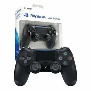 SONY-CONTROLLER-DUALSHOCK-V2-PS4-PLAYSTATION-4-NERO-WIRELESS-COLORE-BLACK-NERO