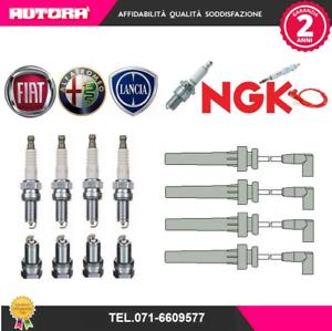 KIT72-G-1-Kit-cavi-accensione-4-candele-Fiat-Lancia-NGK-FIAT-ORIGINALE