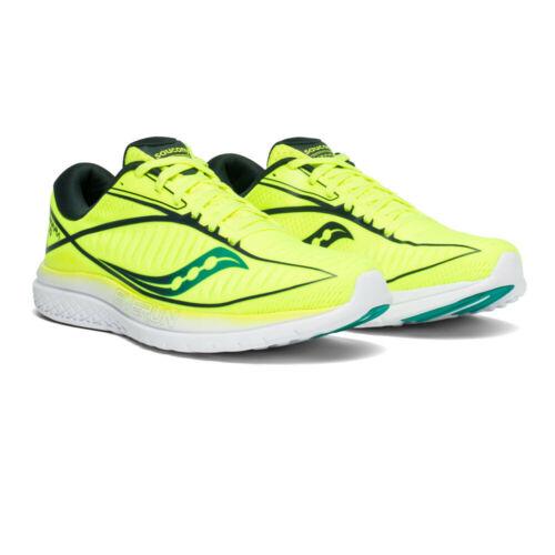 Saucony Herren Kinvara 10 Turnschuhe Laufschuhe Sneaker Schuhe Sportschuhe Grün