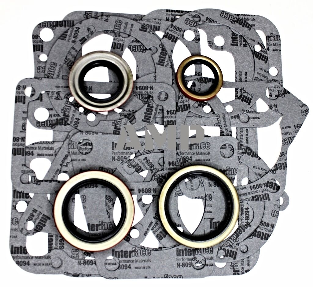 ford dodge new process np435 4 speed transmission gasket. Black Bedroom Furniture Sets. Home Design Ideas