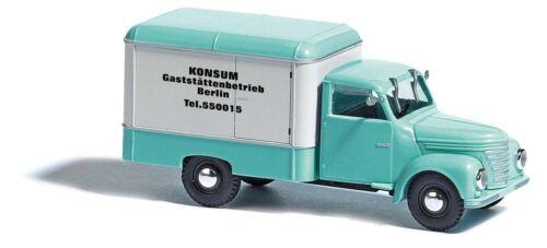 FRAMO v901//2 VALIGIA consumo di Berlino-NUOVO Busch 52012-1//87
