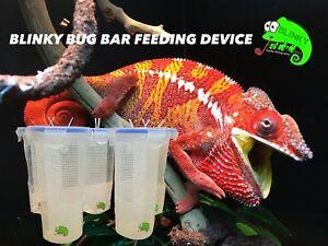 Chameleon Reptile Lézard Tasse Bug Bar Alimentation Dispositif Bol Pour Grillons Criquet-afficher Le Titre D'origine Bmrobydm-10103719-586182068