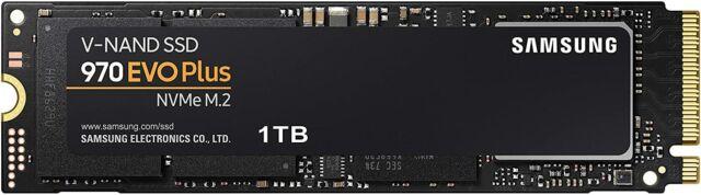 NEW Samsung 970 EVO PLUS 1TB - NVMe PCIe M.2 2280 SSD (MZ-V7S1T0B) w/ Warranty