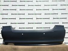 BMW 3 Series Saloon E90 LCI Parachoques Trasero Genuino en primer nuevo [B362]