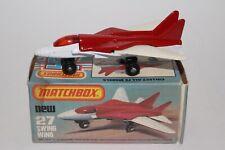 Auto- & Verkehrsmodelle Autos, Lkw & Busse Matchbox Jet Set Swing Wing 1981