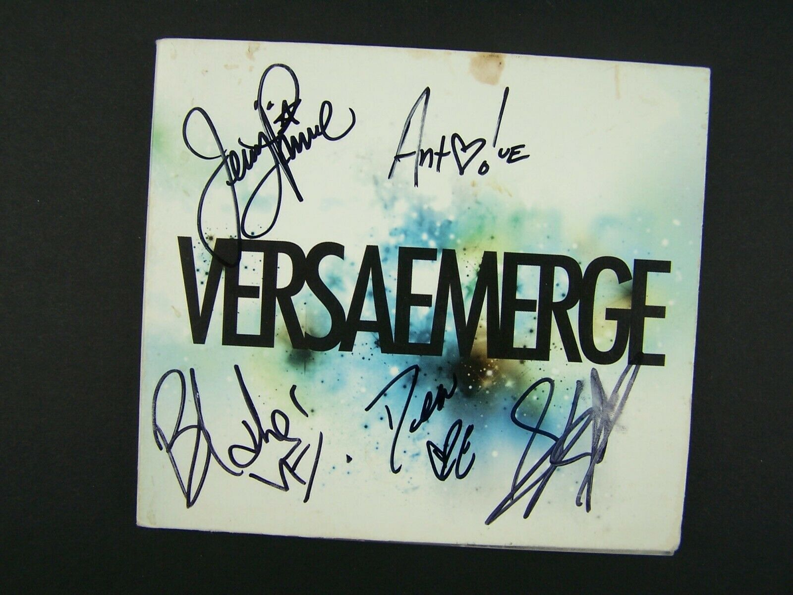 VersaEmerge - VersaEmerge CD Autographed Signed by Band