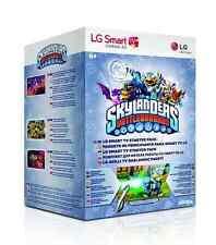 SKYLANDERS BATTLEGROUNDS STARTER-PACK / LG SMART TV / CINEMA 3D
