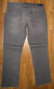 """hüftige LEVI`S Damen- JEANS / DEMI CURVE STRAIGHT LEG LEVIS grau ca. W33"""" /L32"""""""