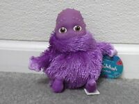 Plush Boohbah Zumbah 7 Purple Stuffed Animal Doll 2004 Pbs Collectible Ragdoll