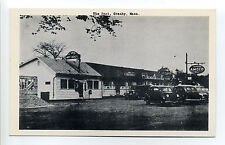 Granby MA Mass The Spot, Amoco gas sign, Hot Dogs, Ale, old cars, 1950's?