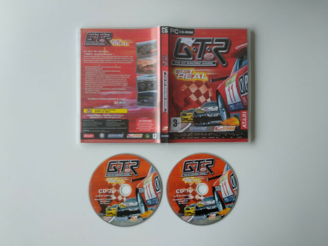 GTR FIA GT racing game get real PC FR