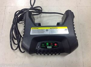 Details about NEW ION 40 VOLT BATTERY CHARGER REPLACEMENT SPARE FOR ION ICE  AUGER ACCESSORY X