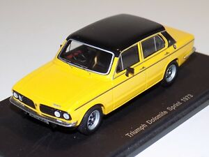 1-43-Spark-Street-Triumph-Dolomite-Sprint-1973-in-Yellow-S0519