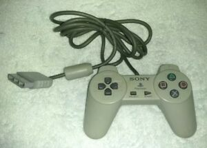 Sony-Playstation-1-ps1-Controller-offizielle-OEM-Modell-SCPH-1080-getestet