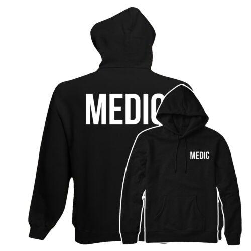 Medical Health Care Work Wear Hoodie Top Medic Hoodie