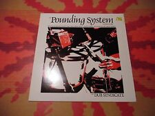 ♫♫♫ Dub Syndicate - Pounding System * On U Sound LP 18  Vinyl LP ♫♫♫
