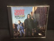 Naughty By Nature Used Music CD O.P.P.