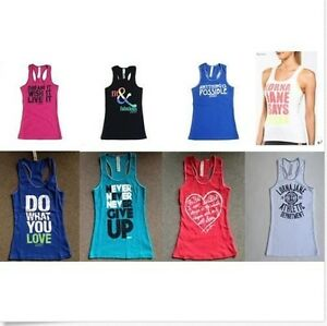 Special-Sale-New-Style-Lorna-Jane-Ladies-Slim-fit-Tank-Top-Singlet-XS-S-M-L