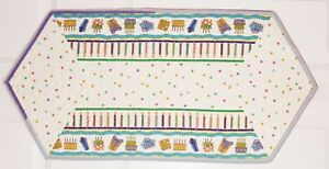 Happy-Birthday-Table-Runner-Handmade-amp-Finished-Quilt
