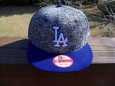 MLB LOS ANGELES DODGERS New Era 9Fifty SNAPBACK Hat~Size ~ OSFA